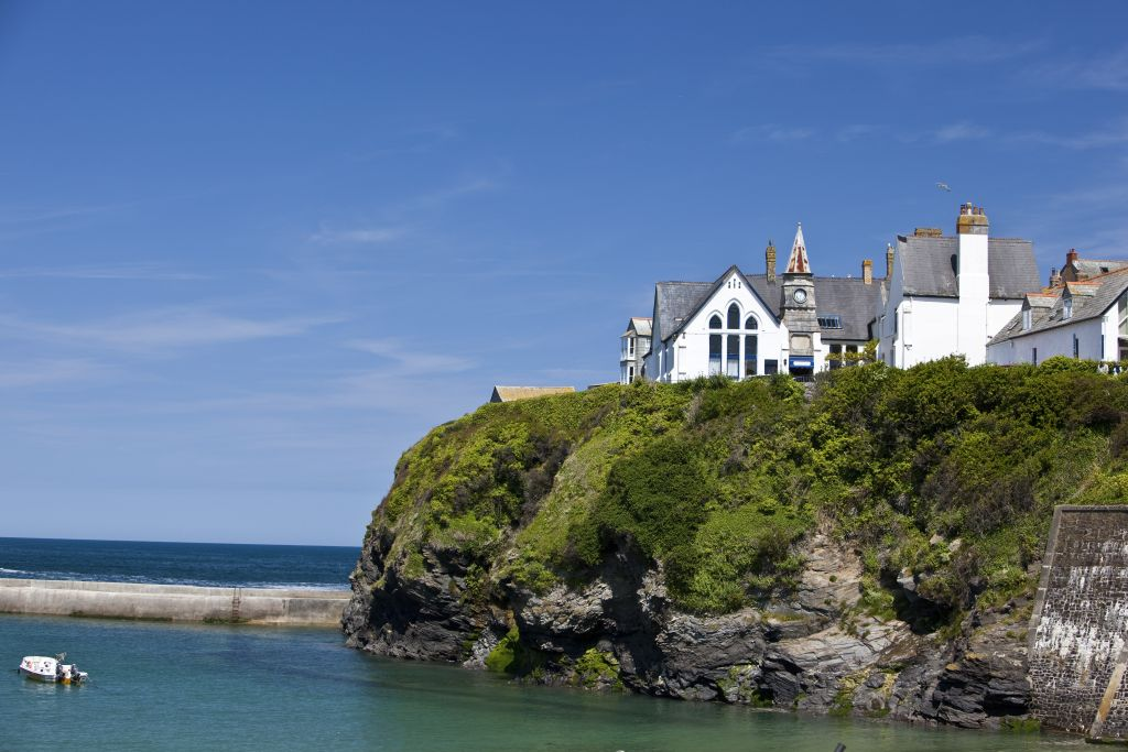 Best Used Family Car >> Port Isaac Hotel - The Old School Hotel & Restaurant